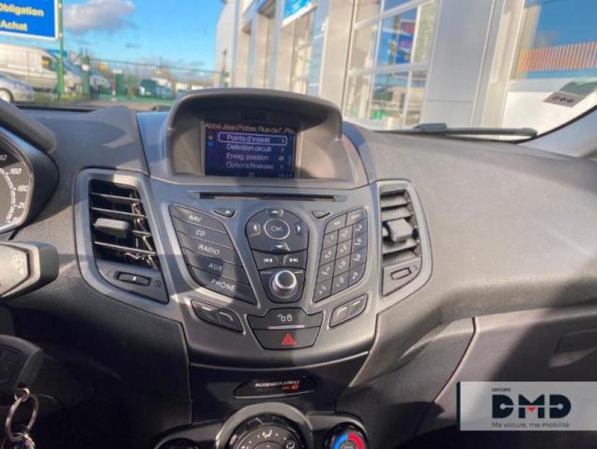Ford Fiesta 1.5 Tdci 75ch Edition 5p - Visuel #6