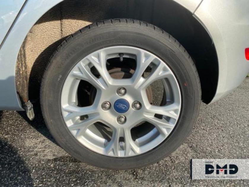 Ford Fiesta 1.5 Tdci 75ch Edition 5p - Visuel #13