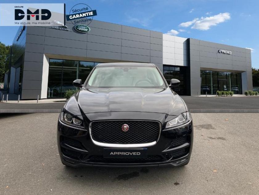 Jaguar F-pace 2.0d 180ch Prestige 4x4 - Visuel #4