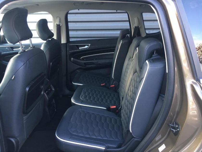 Ford S-max 2.0 Tdci 180ch Stop&start Vignale Powershift - Visuel #10