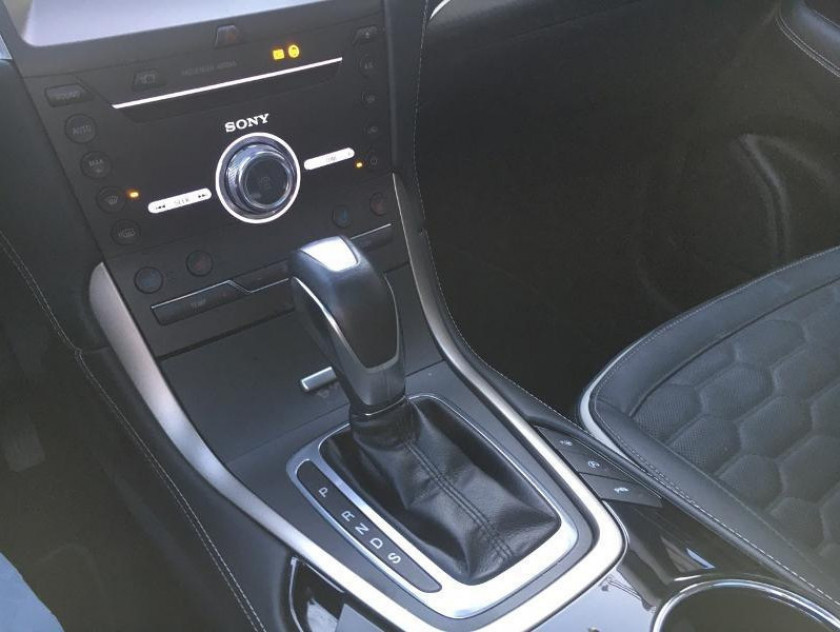 Ford S-max 2.0 Tdci 180ch Stop&start Vignale Powershift - Visuel #8