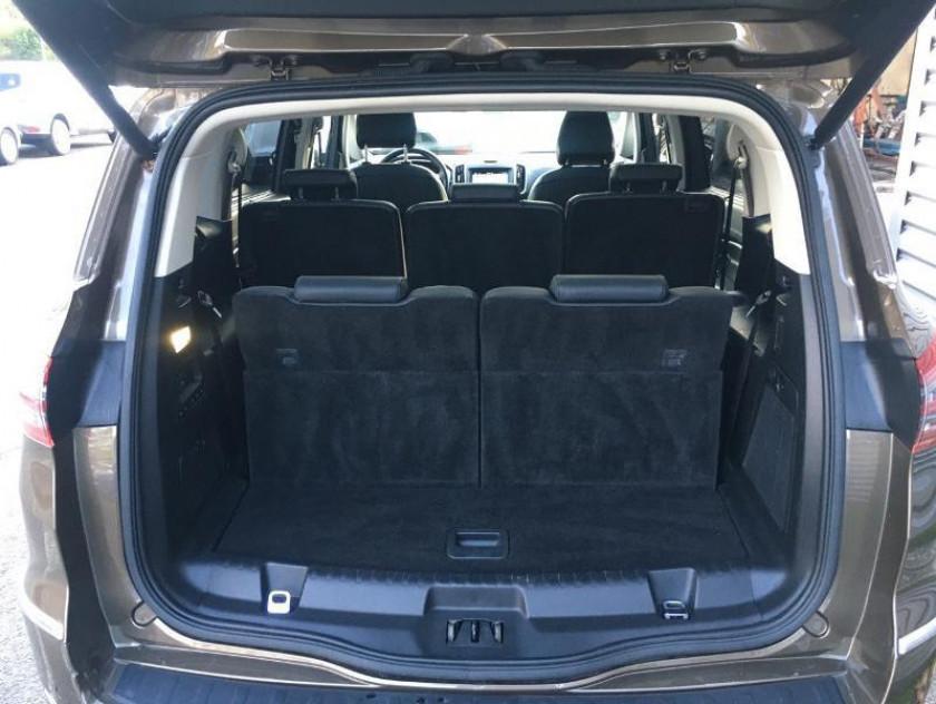 Ford S-max 2.0 Tdci 180ch Stop&start Vignale Powershift - Visuel #12