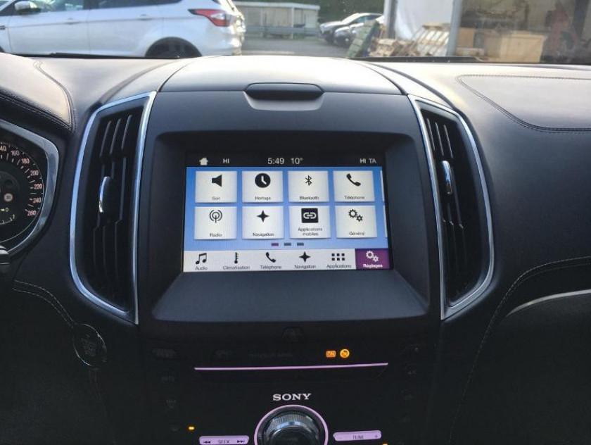 Ford S-max 2.0 Tdci 180ch Stop&start Vignale Powershift - Visuel #6