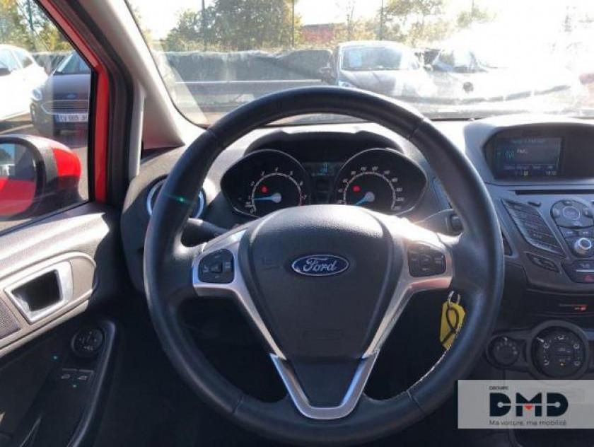 Ford Fiesta 1.25 82ch Edition 5p - Visuel #7
