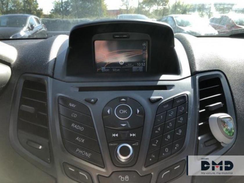 Ford Fiesta 1.25 82ch Edition 5p - Visuel #16
