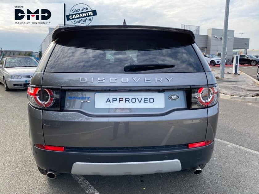 Land Rover Discovery Sport 2.0 Ed4 150ch 2wd Hse Mark Ii - Visuel #11