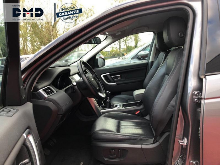 Land Rover Discovery Sport 2.0 Ed4 150ch 2wd Hse Mark Ii - Visuel #8