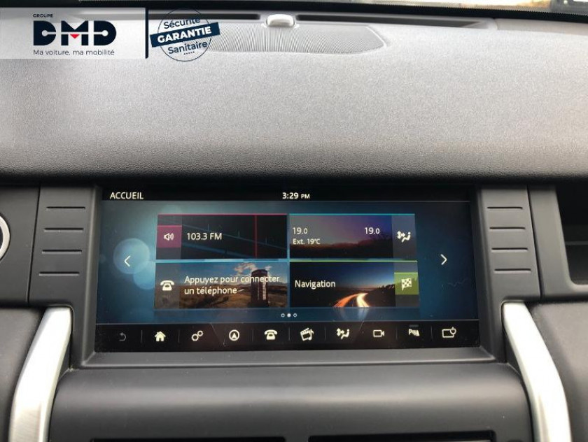 Land Rover Discovery Sport 2.0 Ed4 150ch 2wd Hse Mark Ii - Visuel #5
