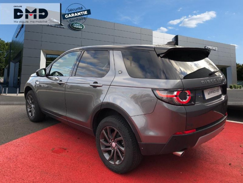 Land Rover Discovery Sport 2.0 Ed4 150ch 2wd Hse Mark Ii - Visuel #2