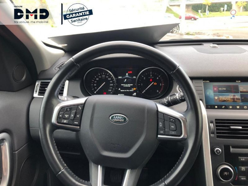 Land Rover Discovery Sport 2.0 Ed4 150ch 2wd Hse Mark Ii - Visuel #6