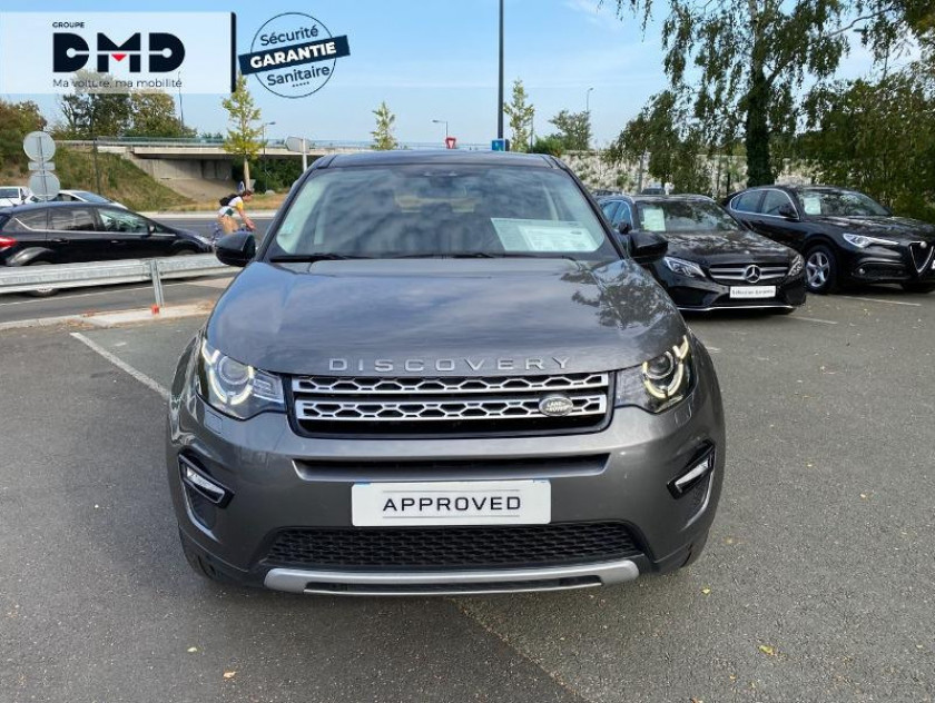 Land Rover Discovery Sport 2.0 Ed4 150ch 2wd Hse Mark Ii - Visuel #4