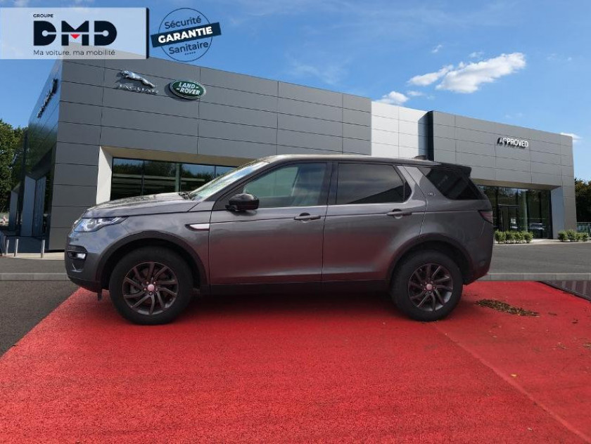 Land Rover Discovery Sport 2.0 Ed4 150ch 2wd Hse Mark Ii - Visuel #1