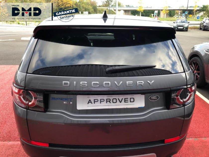 Land Rover Discovery Sport 2.0 Ed4 150ch 2wd Hse Mark Ii - Visuel #10