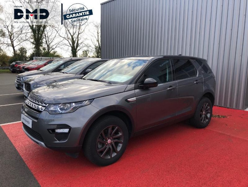 Land Rover Discovery Sport 2.0 Ed4 150ch 2wd Hse Mark Ii - Visuel #13