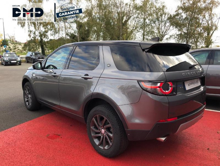Land Rover Discovery Sport 2.0 Ed4 150ch 2wd Hse Mark Ii - Visuel #15