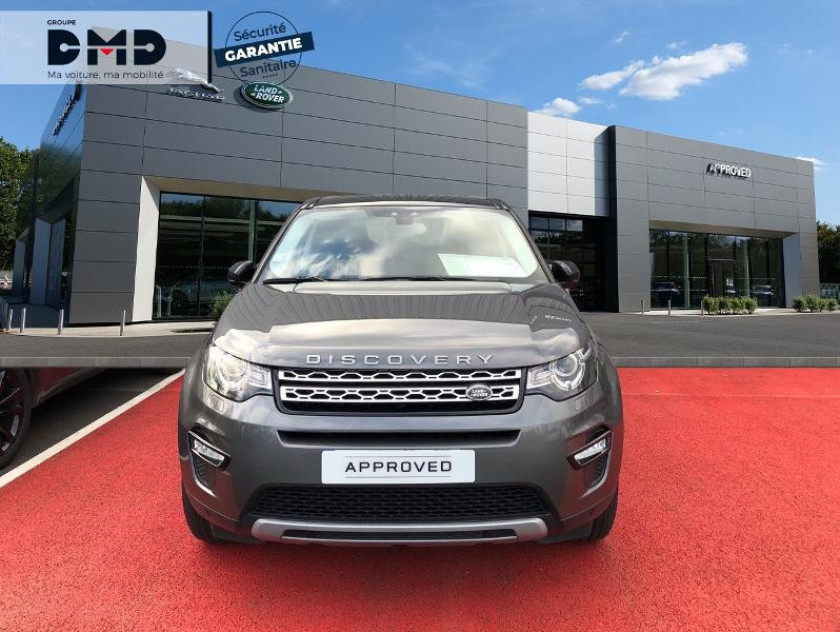 Land Rover Discovery Sport 2.0 Ed4 150ch 2wd Hse Mark Ii - Visuel #3