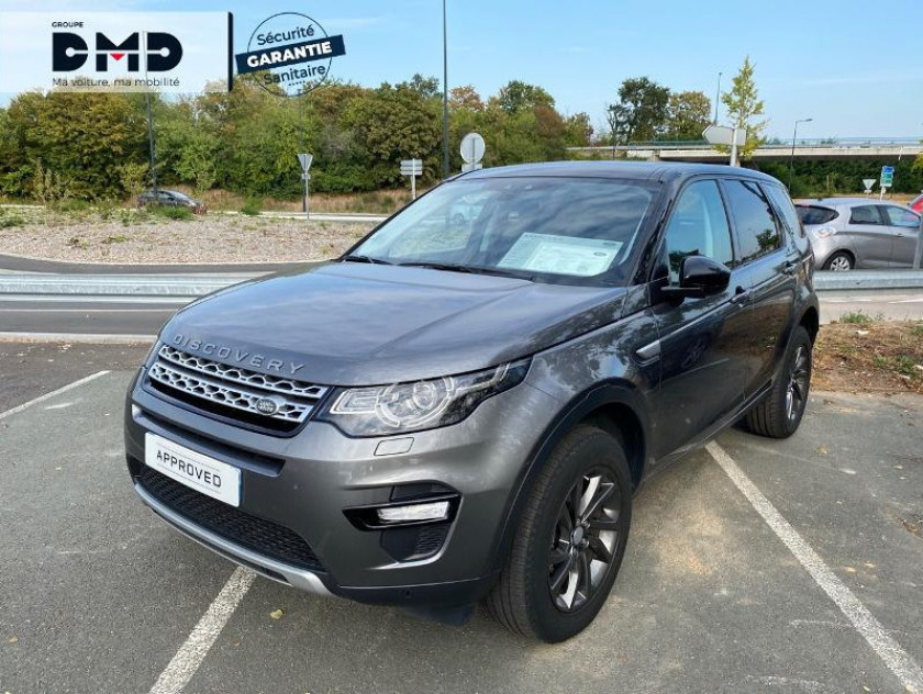 Land Rover Discovery Sport 2.0 Ed4 150ch 2wd Hse Mark Ii - Visuel #14