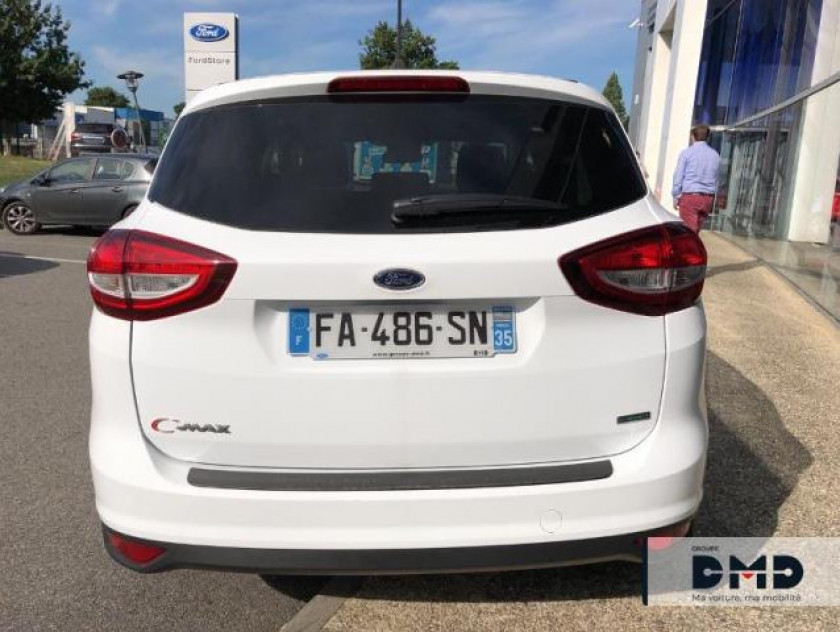 Ford C-max 1.0 Ecoboost 100ch Stop&start Trend Euro6.2 - Visuel #11