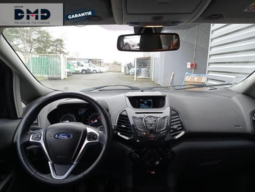 Ford Ecosport 1.5 Tdci 90ch Fap Titanium - Visuel #5