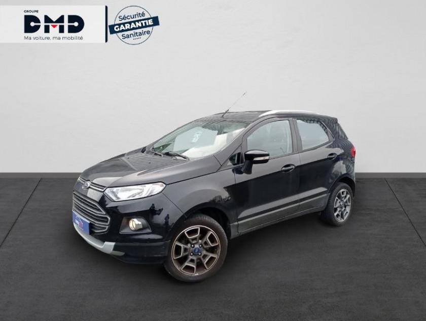Ford Ecosport 1.5 Tdci 90ch Fap Titanium - Visuel #1