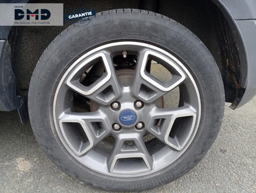 Ford Ecosport 1.5 Tdci 90ch Fap Titanium - Visuel #13