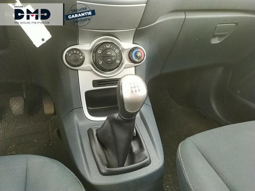 Ford Fiesta 1.4 Tdci 70ch Fap Trend 5p - Visuel #8