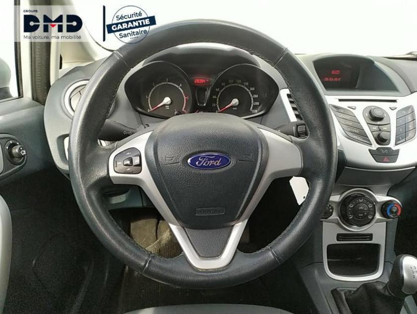 Ford Fiesta 1.4 Tdci 70ch Fap Trend 5p - Visuel #7