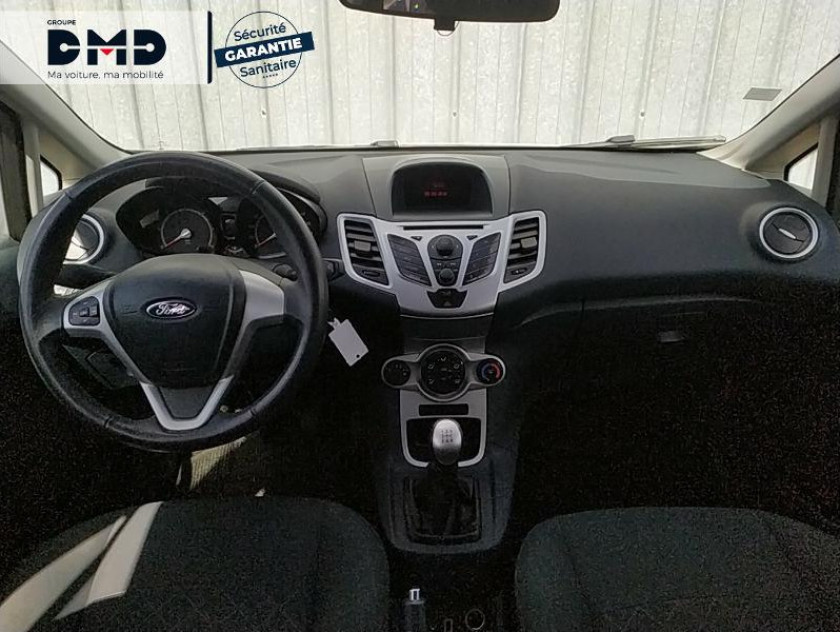 Ford Fiesta 1.4 Tdci 70ch Fap Trend 5p - Visuel #5