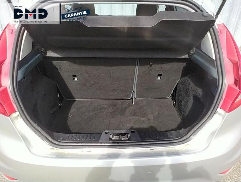 Ford Fiesta 1.4 Tdci 70ch Fap Trend 5p - Visuel #12