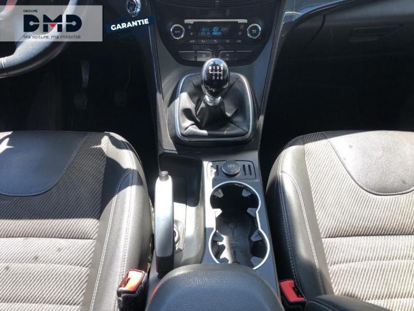 Ford Kuga 2.0 Tdci 120ch Titanium - Visuel #8