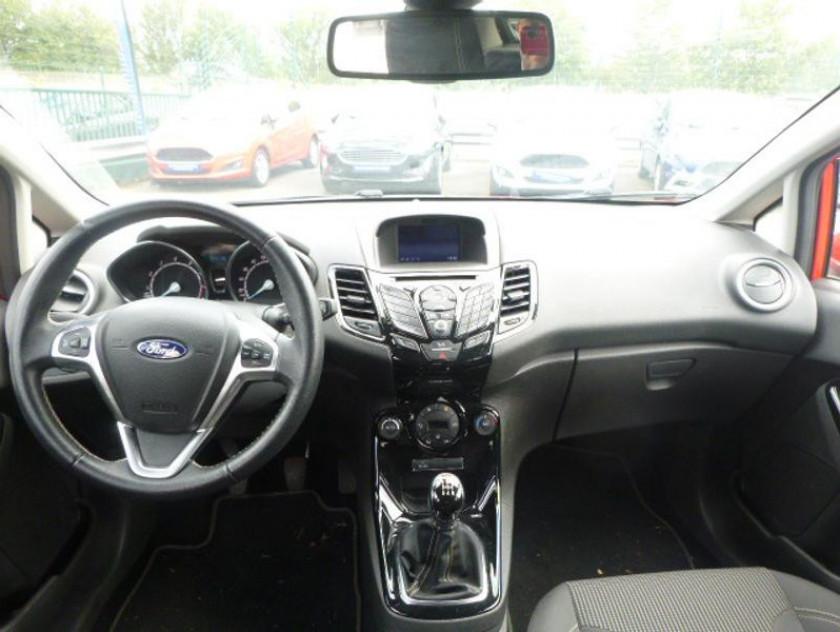 Ford Fiesta 1.0 Ecoboost 100ch Stop&start Titanium 5p - Visuel #7