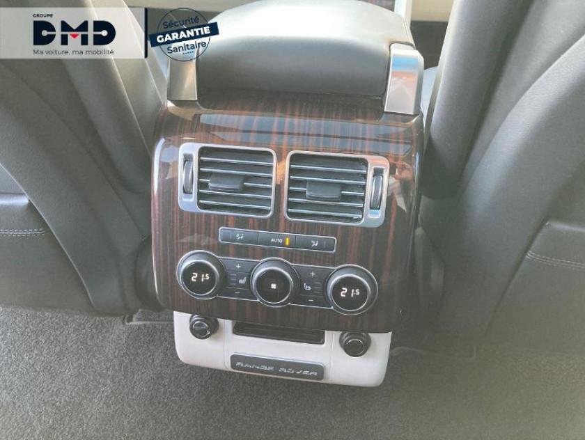 Land Rover Range Rover 5.0 V8 Supercharged - Visuel #15