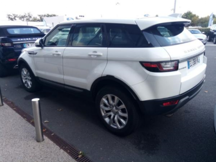 Land-rover Evoque 2.0 Td4 150 Se Bva Mark Iv - Visuel #2