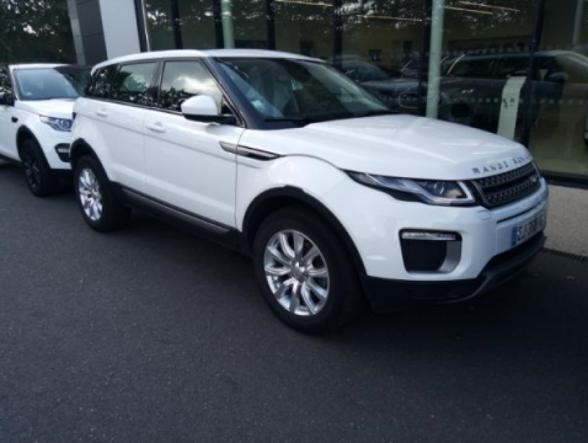Land-rover Evoque 2.0 Td4 150 Se Bva Mark Iv - Visuel #1