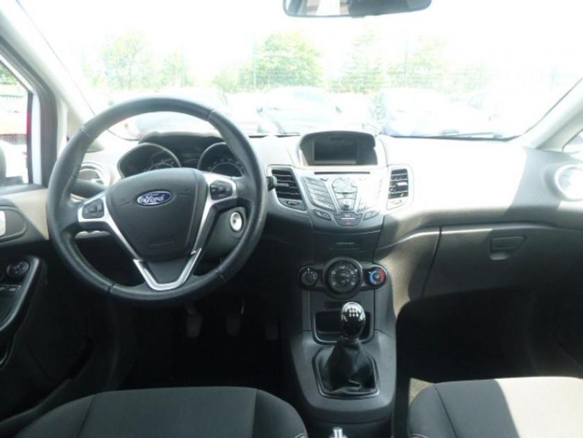 Ford Fiesta 1.25 82ch Fun 5p - Visuel #11