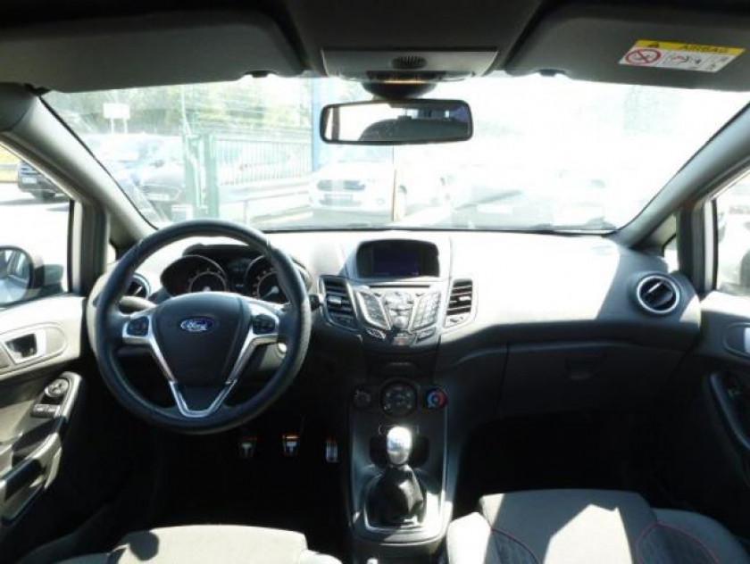 Ford Fiesta 1.0 Ecoboost 100ch Stop&start St-line 5p - Visuel #10
