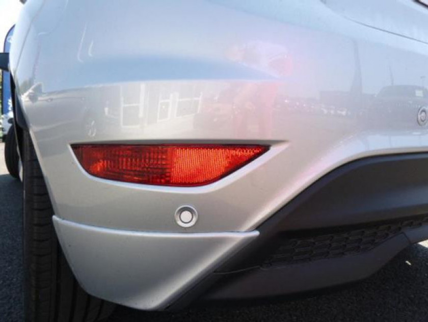 Ford Fiesta 1.0 Ecoboost 100ch Stop&start St-line 5p - Visuel #15