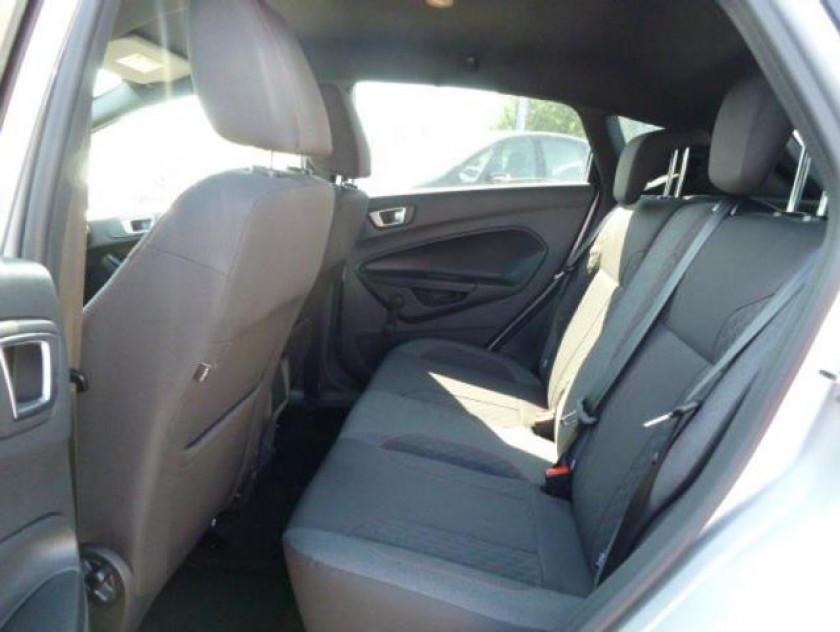 Ford Fiesta 1.0 Ecoboost 100ch Stop&start St-line 5p - Visuel #8
