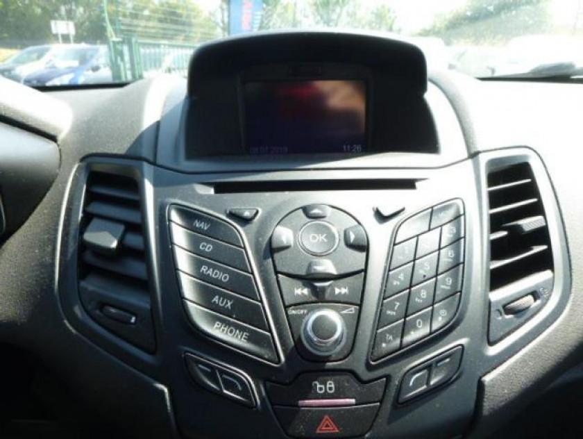 Ford Fiesta 1.0 Ecoboost 100ch Stop&start St-line 5p - Visuel #11