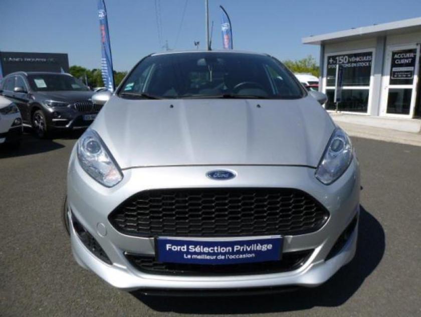 Ford Fiesta 1.0 Ecoboost 100ch Stop&start St-line 5p - Visuel #7