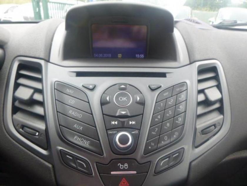 Ford Fiesta 1.25 82ch Fun 5p - Visuel #18