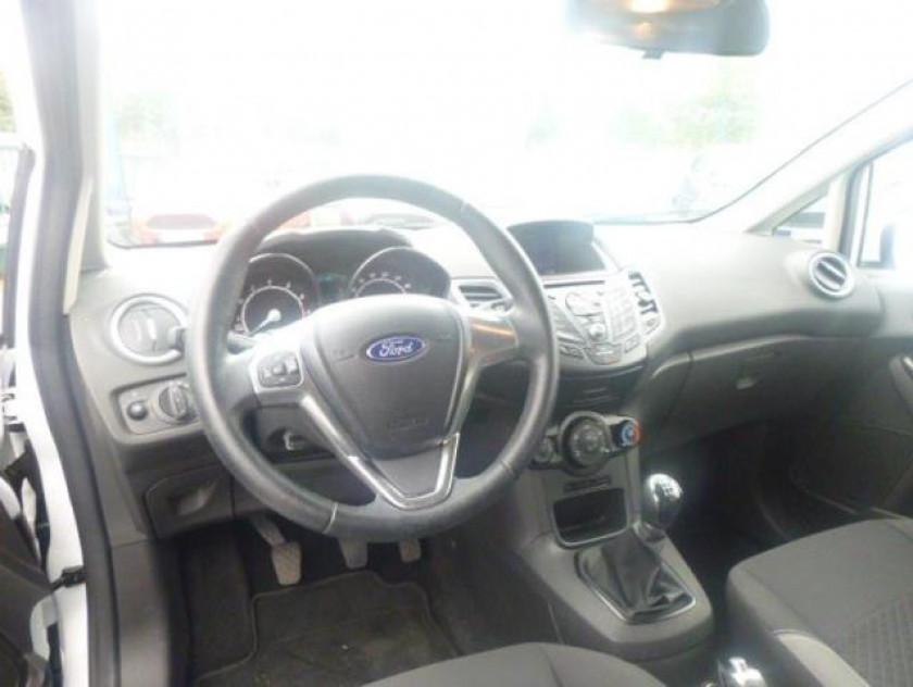 Ford Fiesta 1.25 82ch Fun 5p - Visuel #15