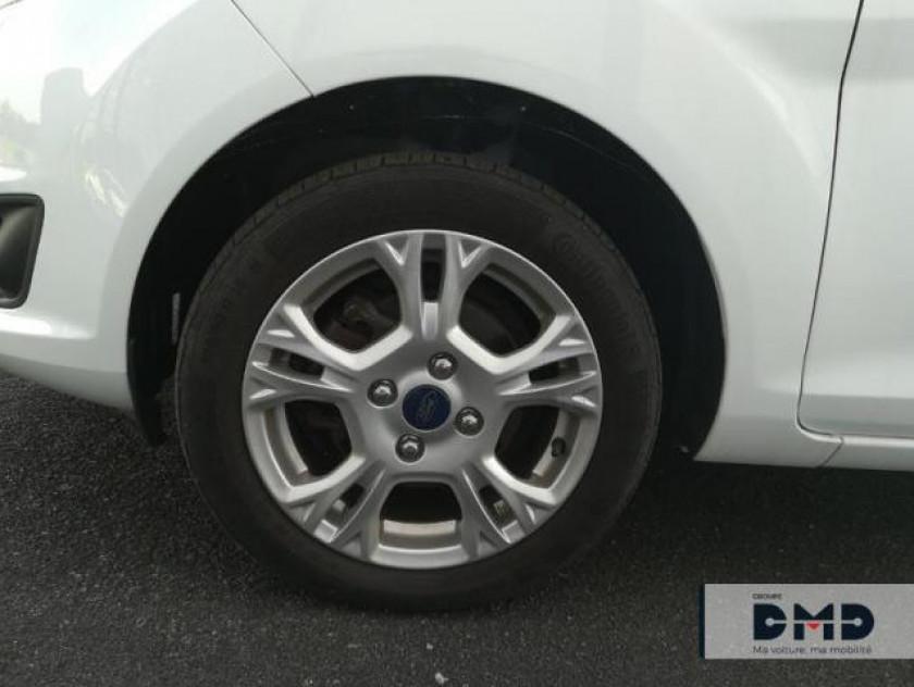 Ford Fiesta 1.25 82ch Edition 5p - Visuel #13
