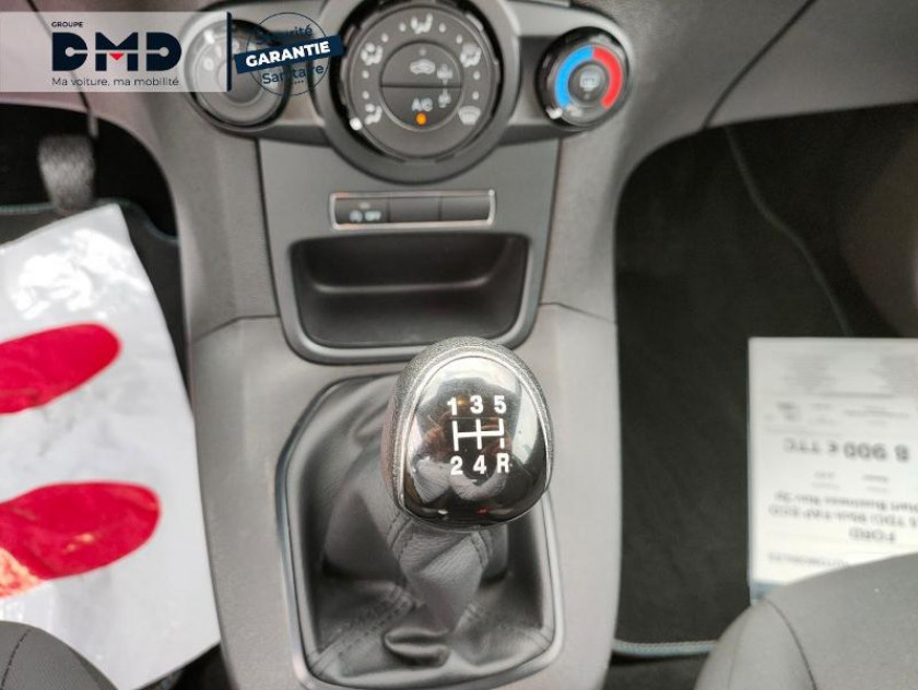 Ford Fiesta 1.5 Tdci 95ch Fap Eco Stop&start Business Nav 3p - Visuel #8