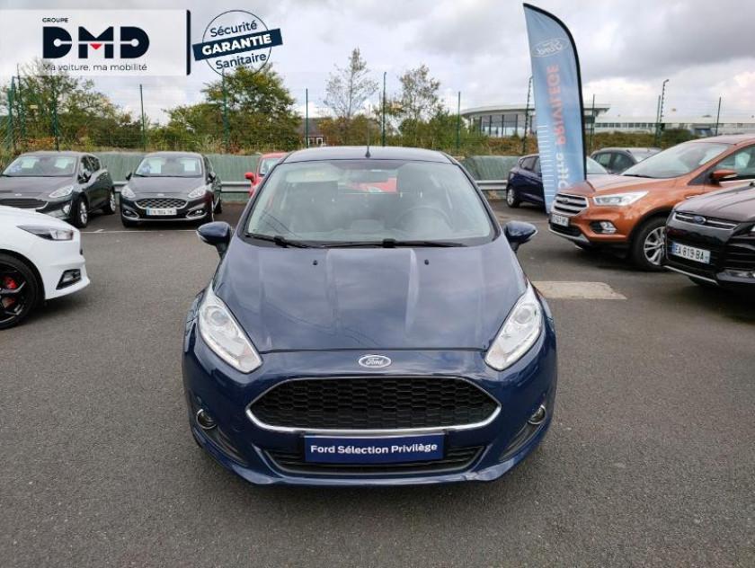 Ford Fiesta 1.5 Tdci 95ch Fap Eco Stop&start Business Nav 3p - Visuel #4