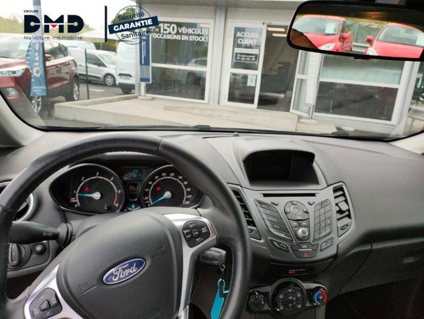Ford Fiesta 1.5 Tdci 95ch Fap Eco Stop&start Business Nav 3p - Visuel #5