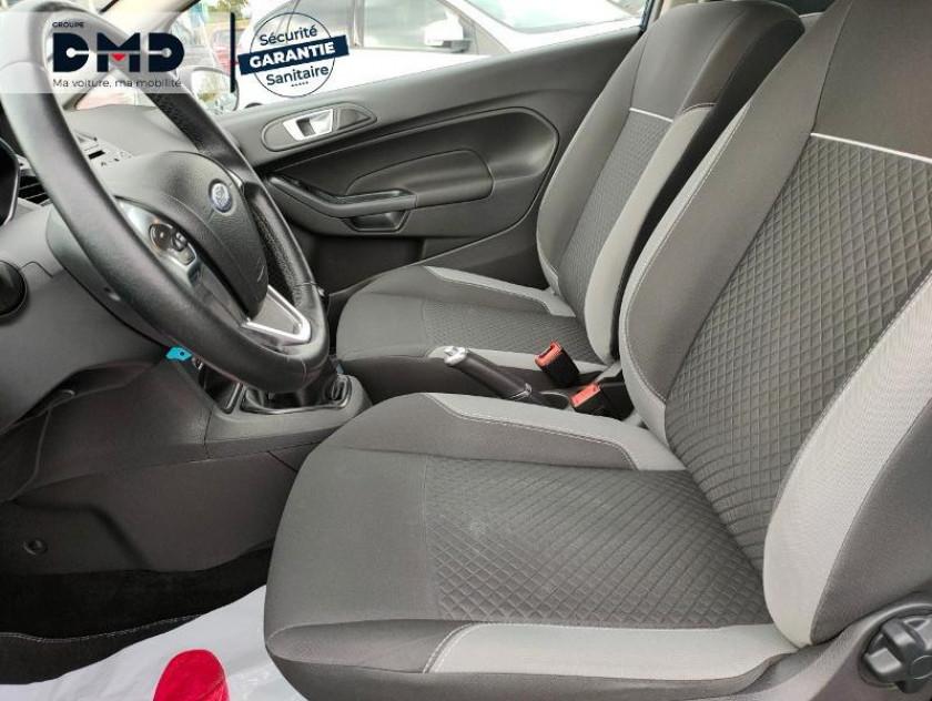 Ford Fiesta 1.5 Tdci 95ch Fap Eco Stop&start Business Nav 3p - Visuel #9