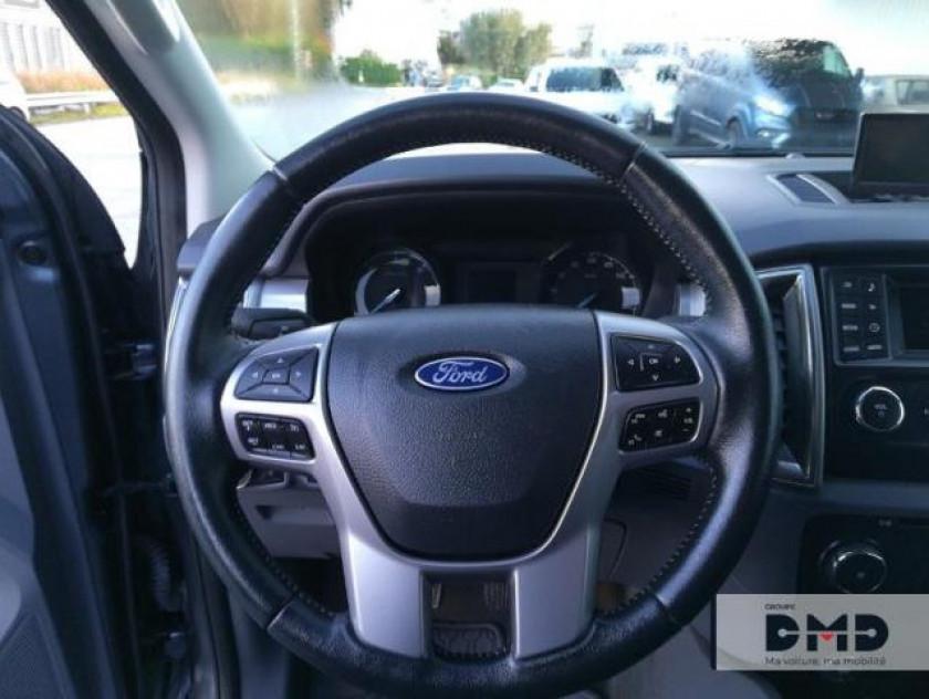 Ford Ranger 2.2 Tdci 160ch Super Cab Xlt Sport - Visuel #7