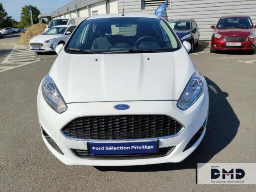 Ford Fiesta 1.0 Ecoboost 100ch Stop&start Edition 5p - Visuel #4