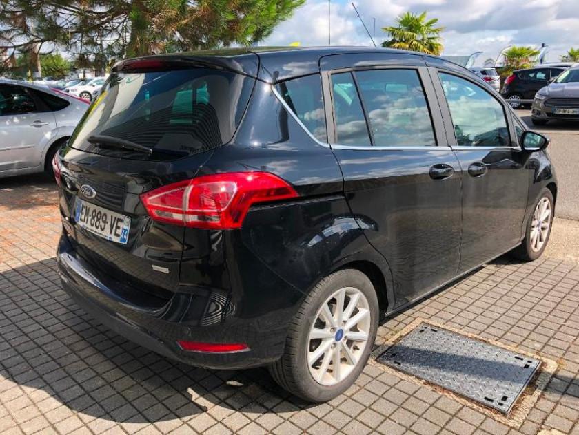 Ford B-max 1.0 Scti 125ch Ecoboost Stop&start Titanium - Visuel #4